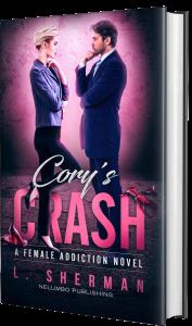 Cory's Crash by L. Sherman