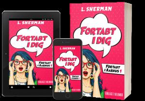 Fortabt i dig - E-bog og paperback