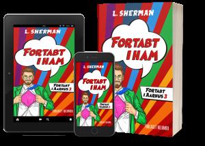 Fortabt i ham - E-bog og paperback